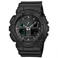 Часы Casio G-Shock GA-100MB-1AER (20271)