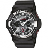 Часы Casio G-Shock GA-200-1AER (20296)